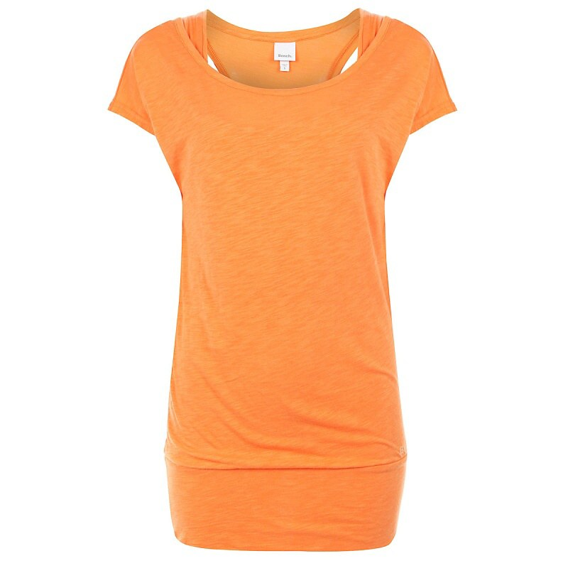 Bench tričko Thenagain Orange Velikost: S