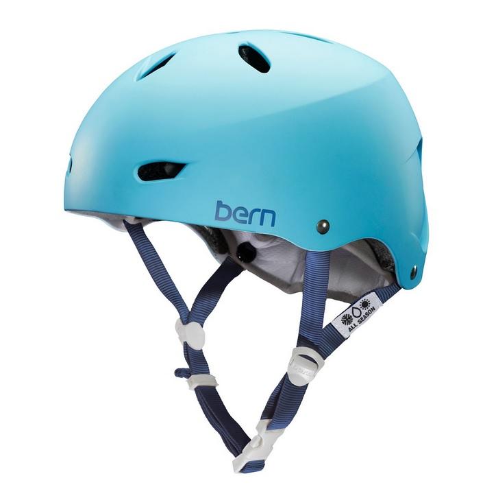 Bern helma Brighton matte bluebird Velikost: M