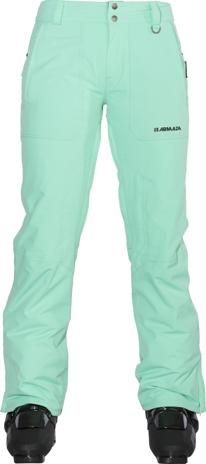 Armada dámské snow kalhoty Lenox Insulated Pant Wintergreen 17/18 Velikost: S + doprava zdarma, sleva při registraci Doprava zdarma