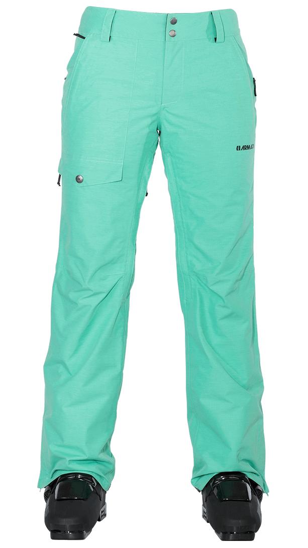 Armada dámské snow kalhoty Kiska Gore-Tex Insulated Wintergreen 17/18 Velikost: S + doprava zdarma, sleva při registraci Doprava zdarma