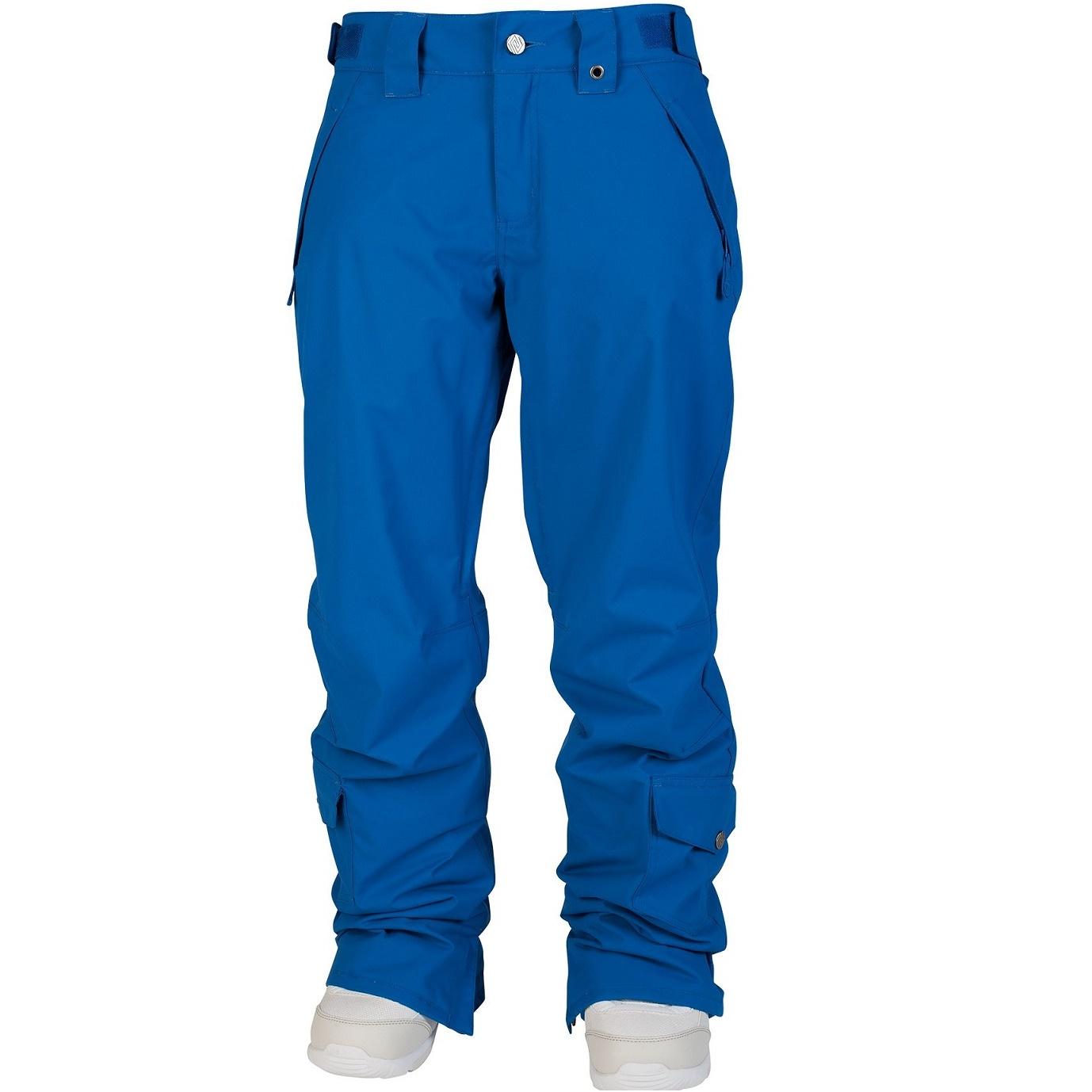 Nitro dámské kalhoty na snowboard So Quiet Blue Velikost: S Doprava zdarma