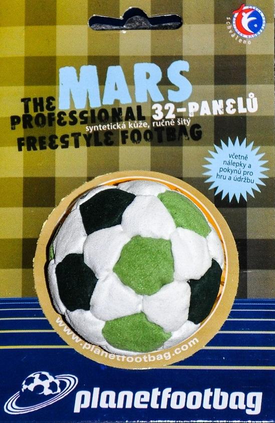 Planetfootbag Footbag Mars green hakisak