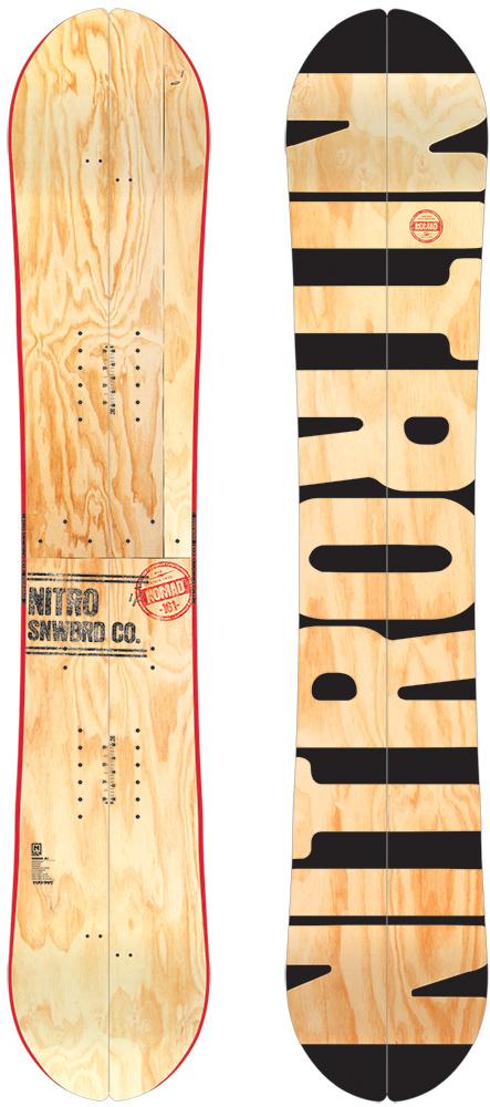 Nitro Splitboard Nomad 161 Doprava zdarma
