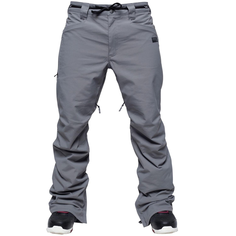 Nitro L1 kalhoty na snowboard Americana charcoal Velikost: L