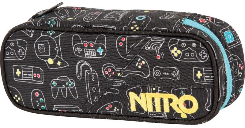 NITRO PENÁL PENCIL CASE gaming