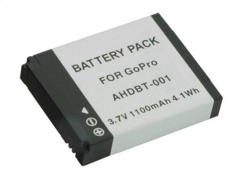 Dobíjecí Lithium-Ion XREC baterie pro kamery GoPro Hero a Hero 2