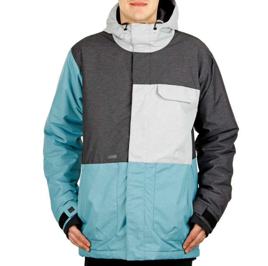 Funstorm pánská zimní bunda Corb Perse Velikost: L Doprava zdarma