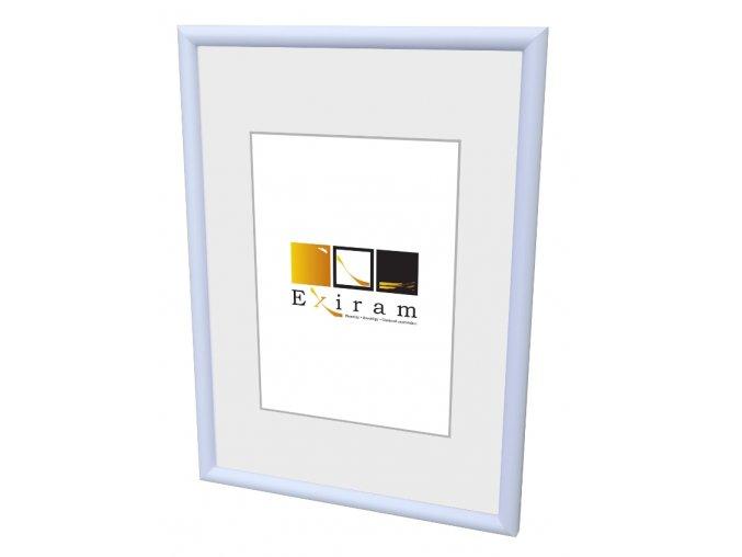 Dřevěný rámeček H1F bílý