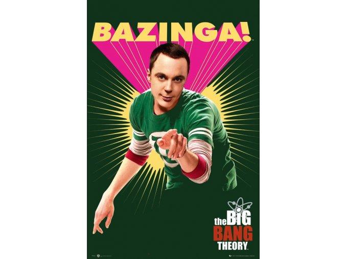 bigbang bazinga