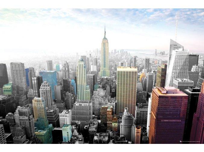 newyork colour