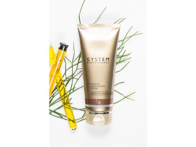 L2-Lux Oil Keratin Protect Conditioner