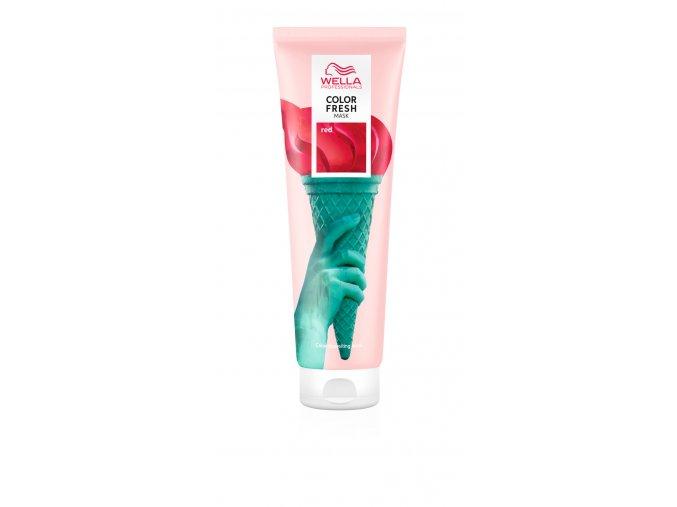 JPG LowRes Color Fresh Mask Launch Packshot Red