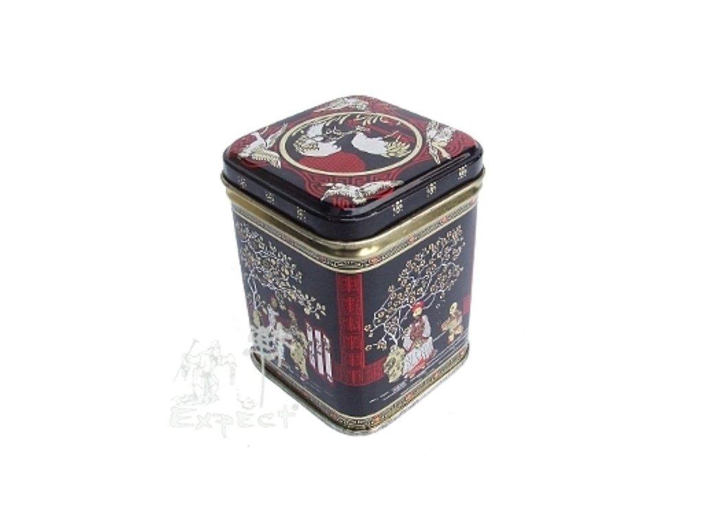 Aromatizovaný čaj Jasminový krém black 50g