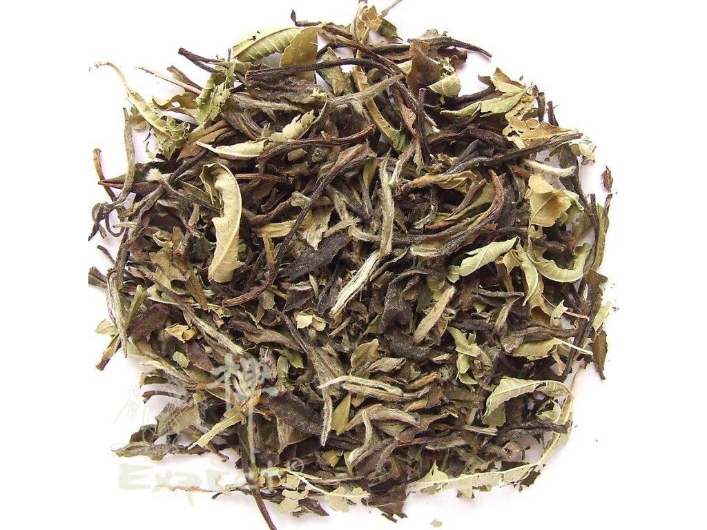Aromatizovaný čaj Pai Mu Tan Verbena