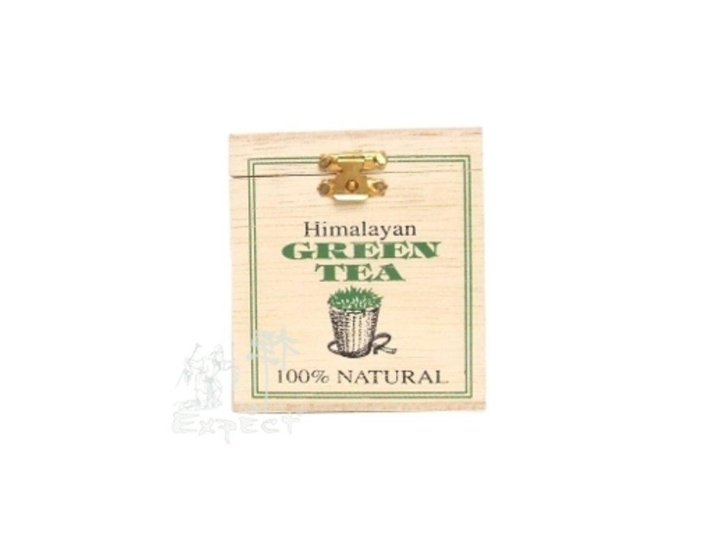 Zelený čaj Nepal Pure Ilam Himalaya Green Tea 100g