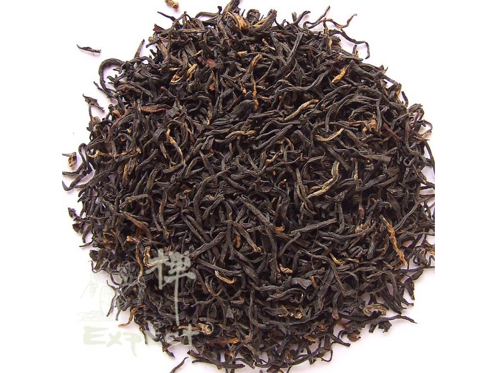Černý čaj Sichuan superior black tea