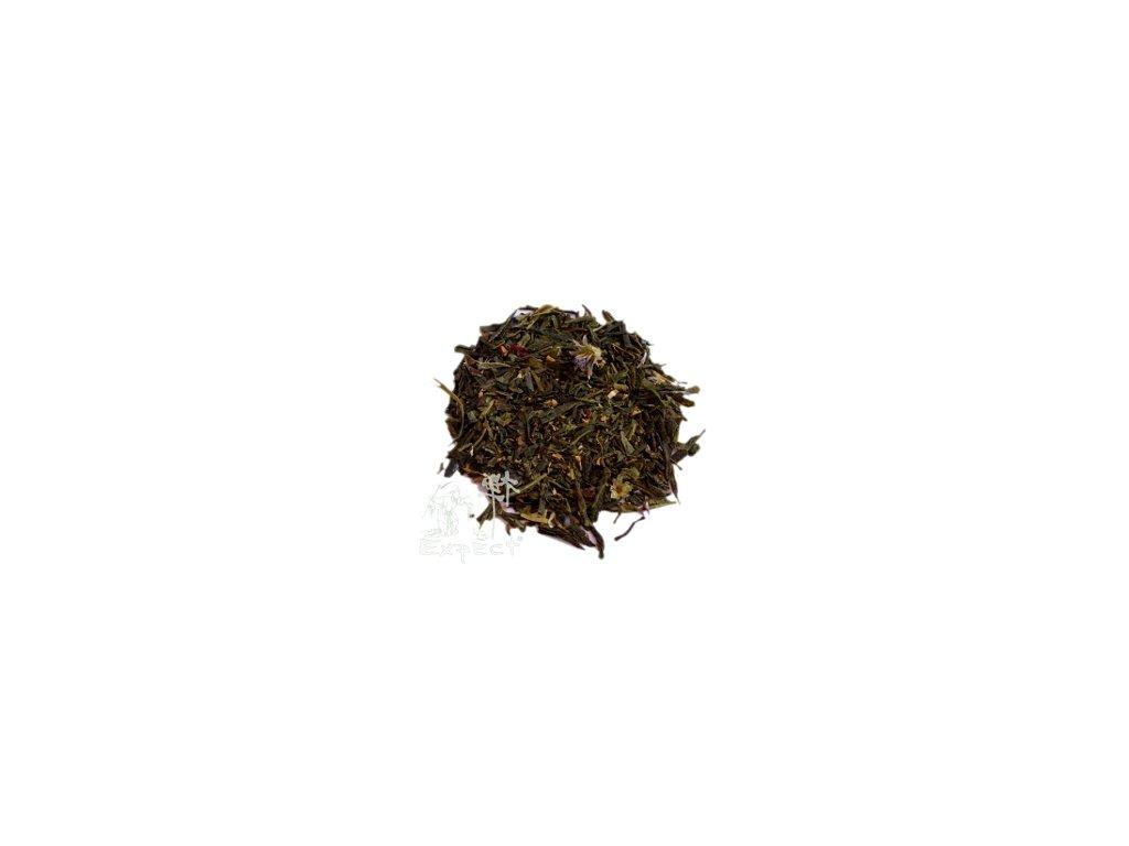 Aromatizovaný čaj Zázvorový sen zelený