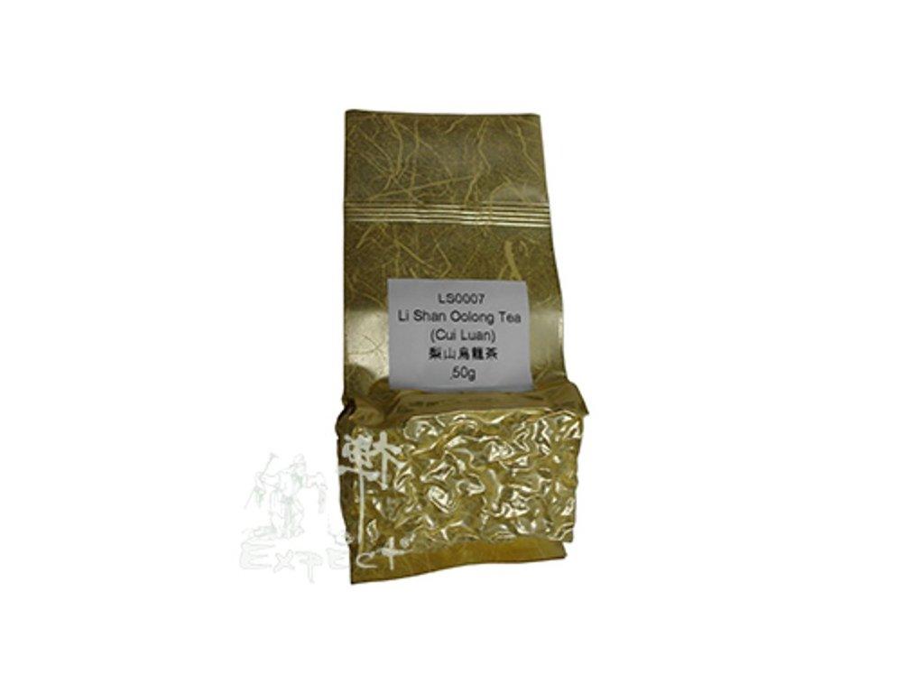 Oolongy čaj Formosa Li Shan Cui Luan oolong 50g