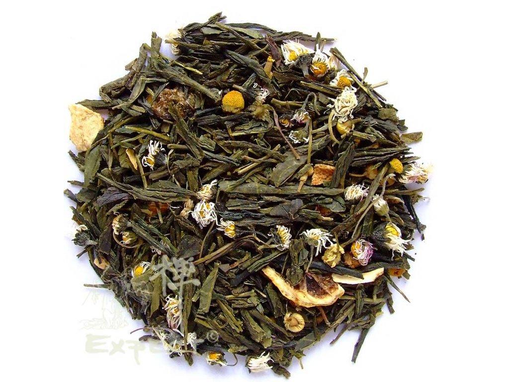 Aromatizovaný čaj Japanese Lime