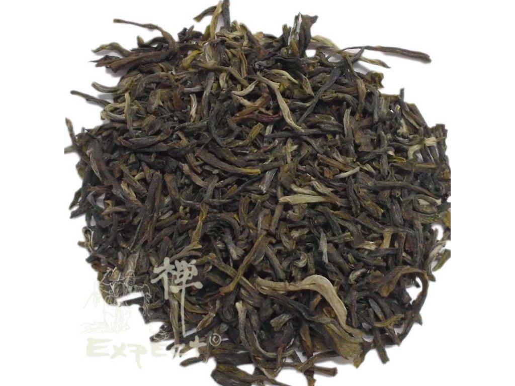 Zelený čaj Yunnan green leaf