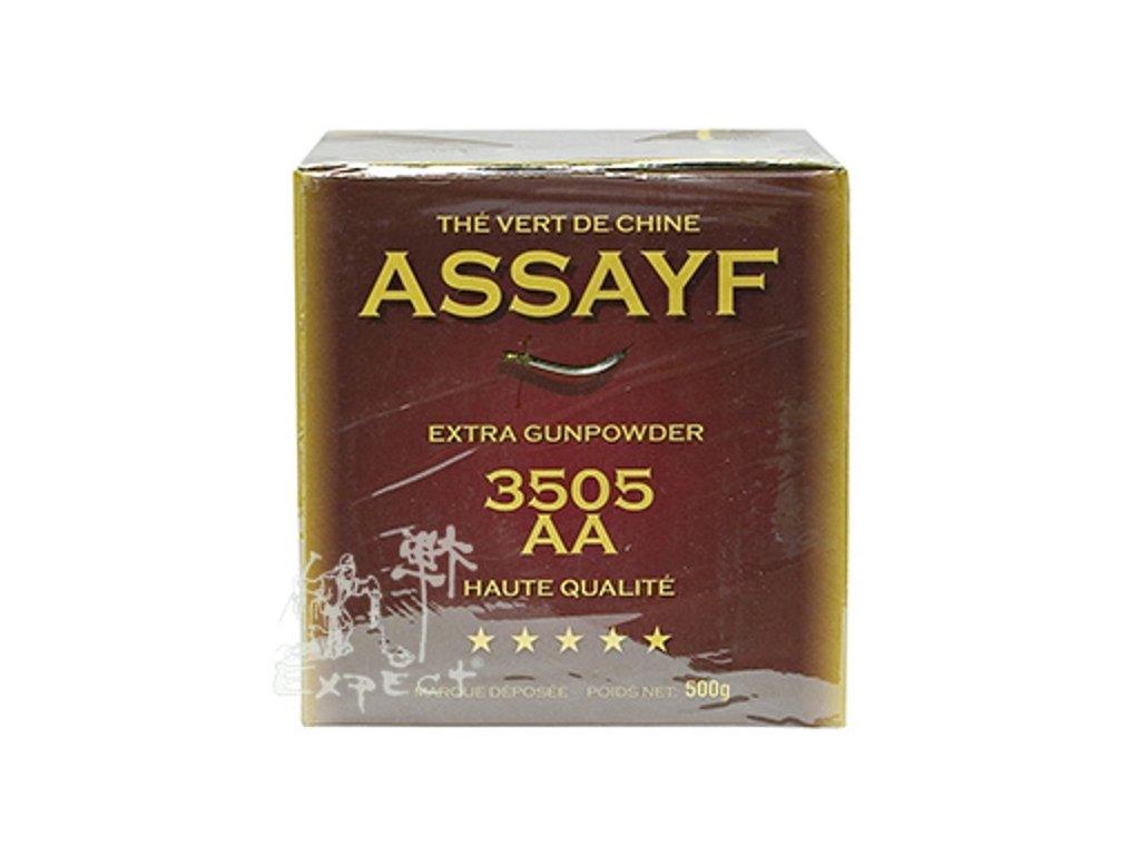 Zelený čaj Gunpowder Assayf AA 400g