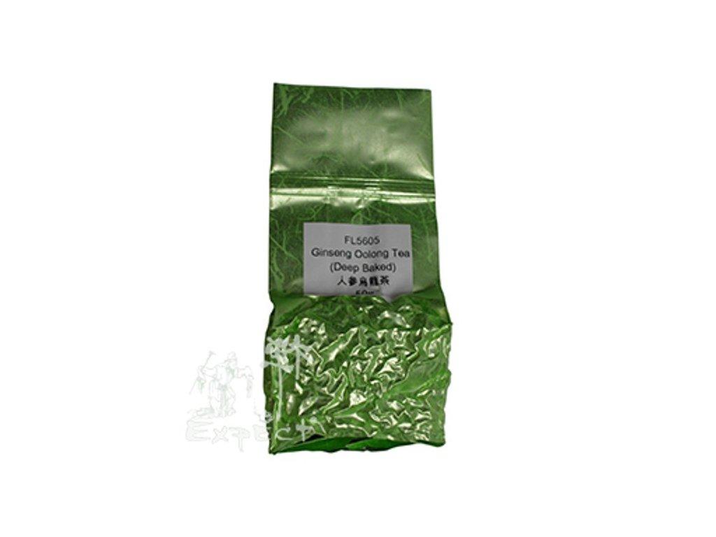 Oolongy čaj Formosa Ženšen oolong 50g