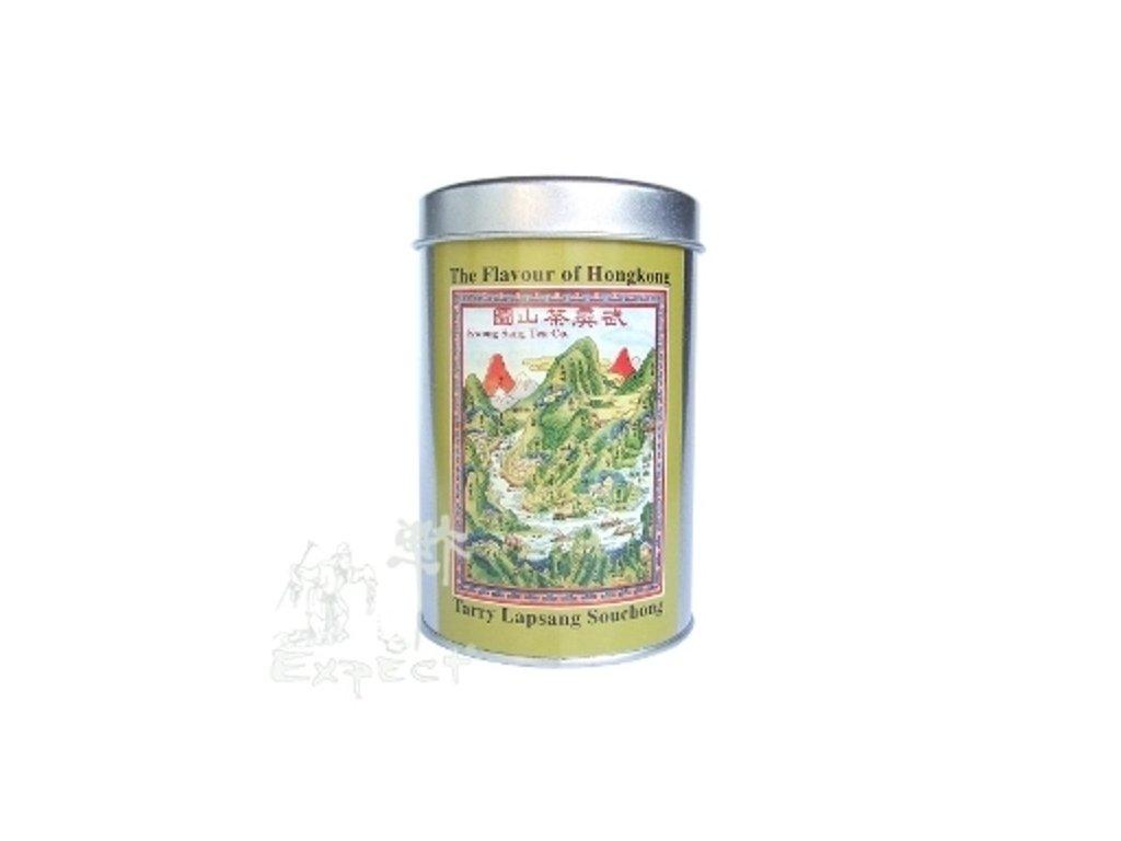 Aromatizovaný čaj Tarry Lapsang Souchong black 100g