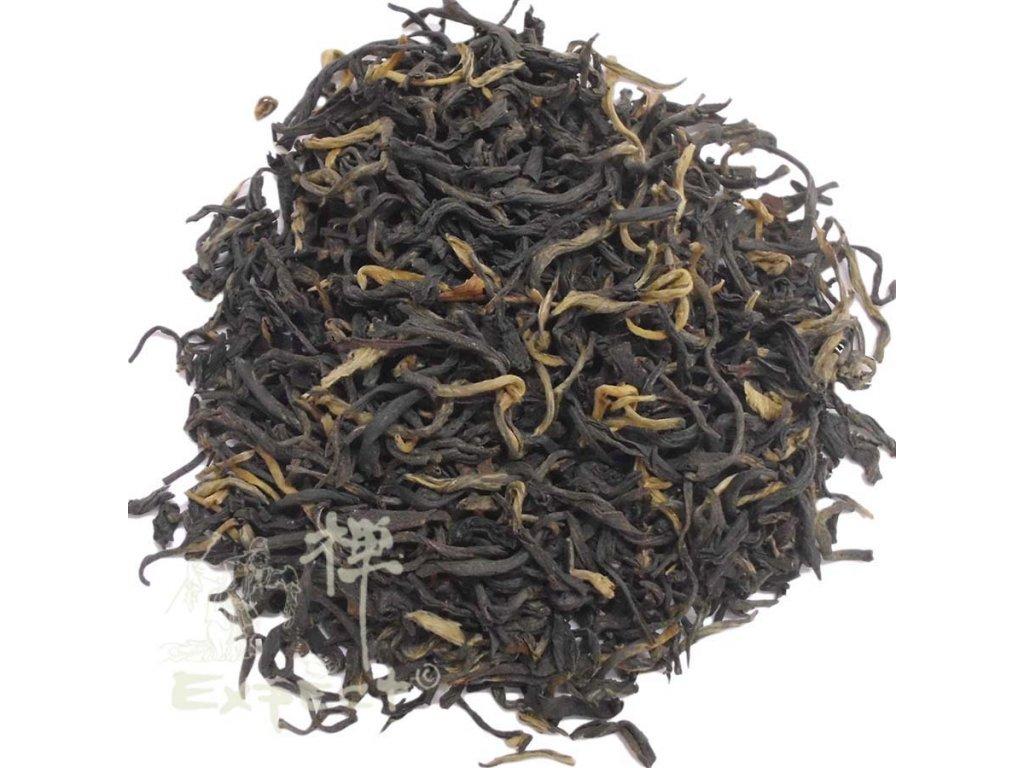 Černý čaj Yunnan OP tippy std.0011