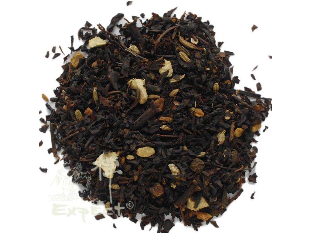 Aromatizovaný čaj Vánoční černý