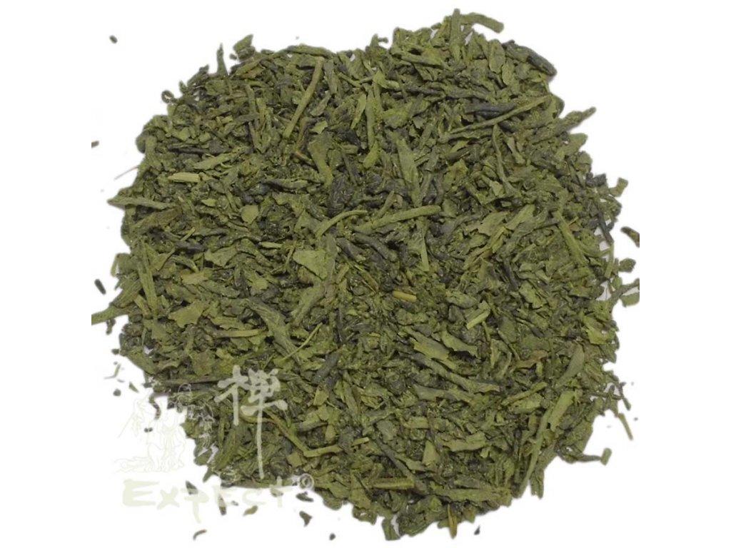 Zelený čaj Japan deep steamed Sencha Fukamushi Matcha Iri
