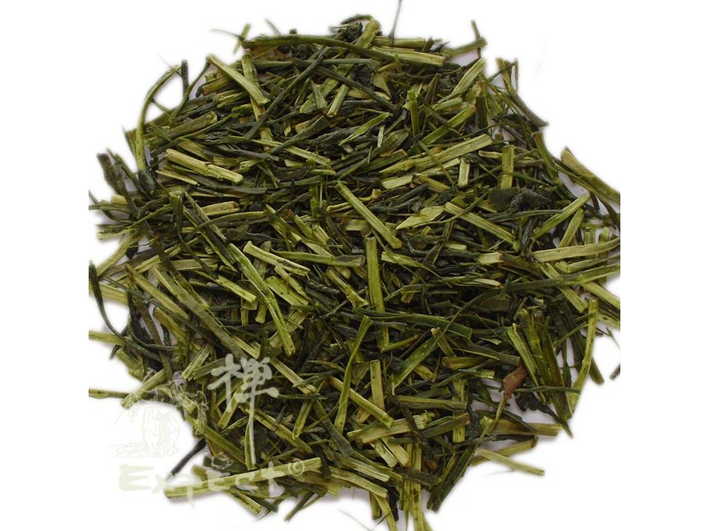 Zelený čaj Japan Kukicha Karigane middle class