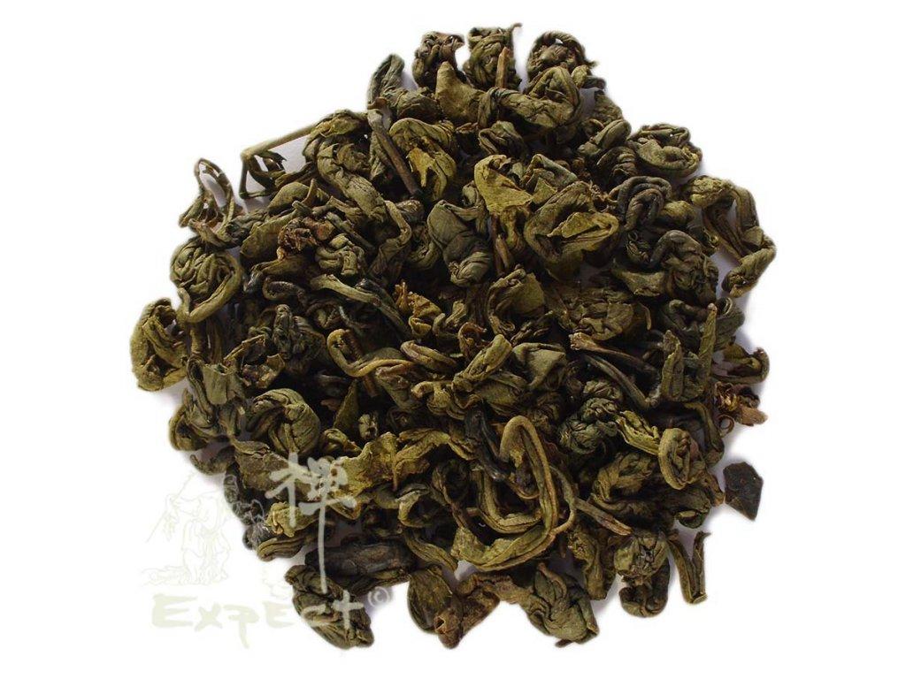 Aromatizovaný čaj Ceylon Kandy zelený Earl Grey