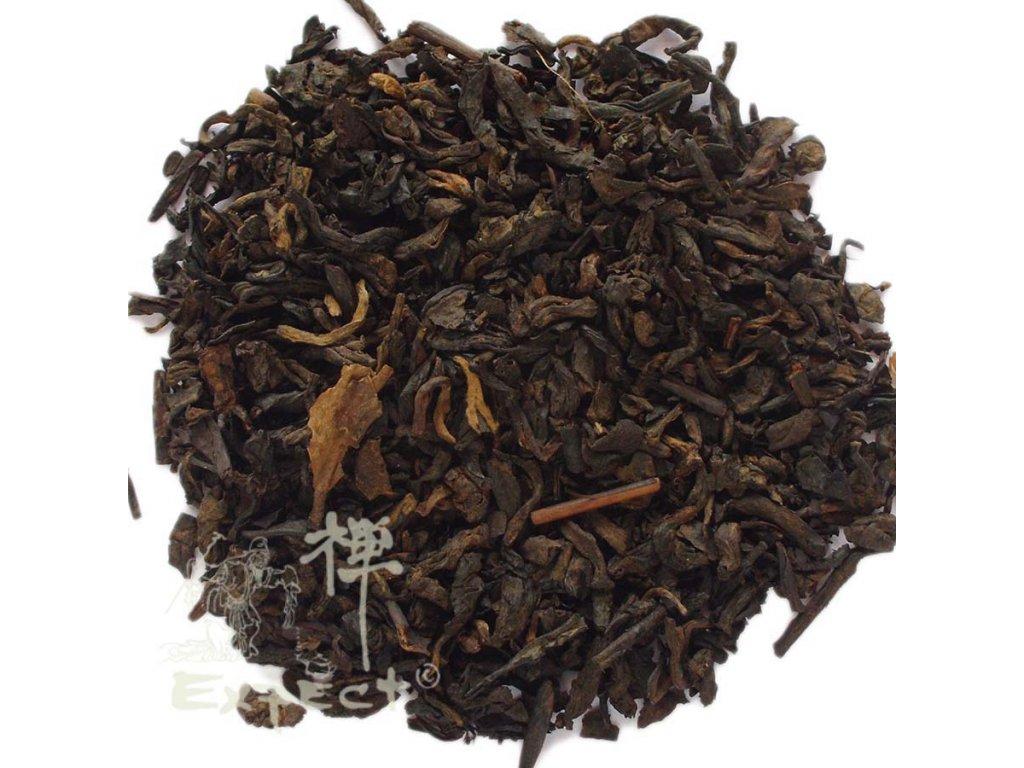 Čaj Pu Erh milk tmavý typ/shu-ripe