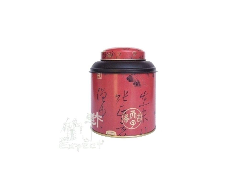 Aromatizovaný čaj Karamelový krém black 125g