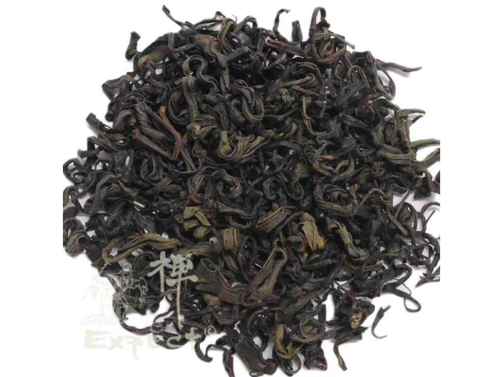Polozelený čaj China LIU PAN SHUI RED