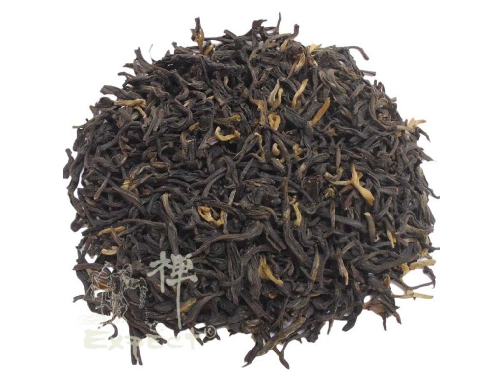 Černý čaj Yunnan Mao Feng black