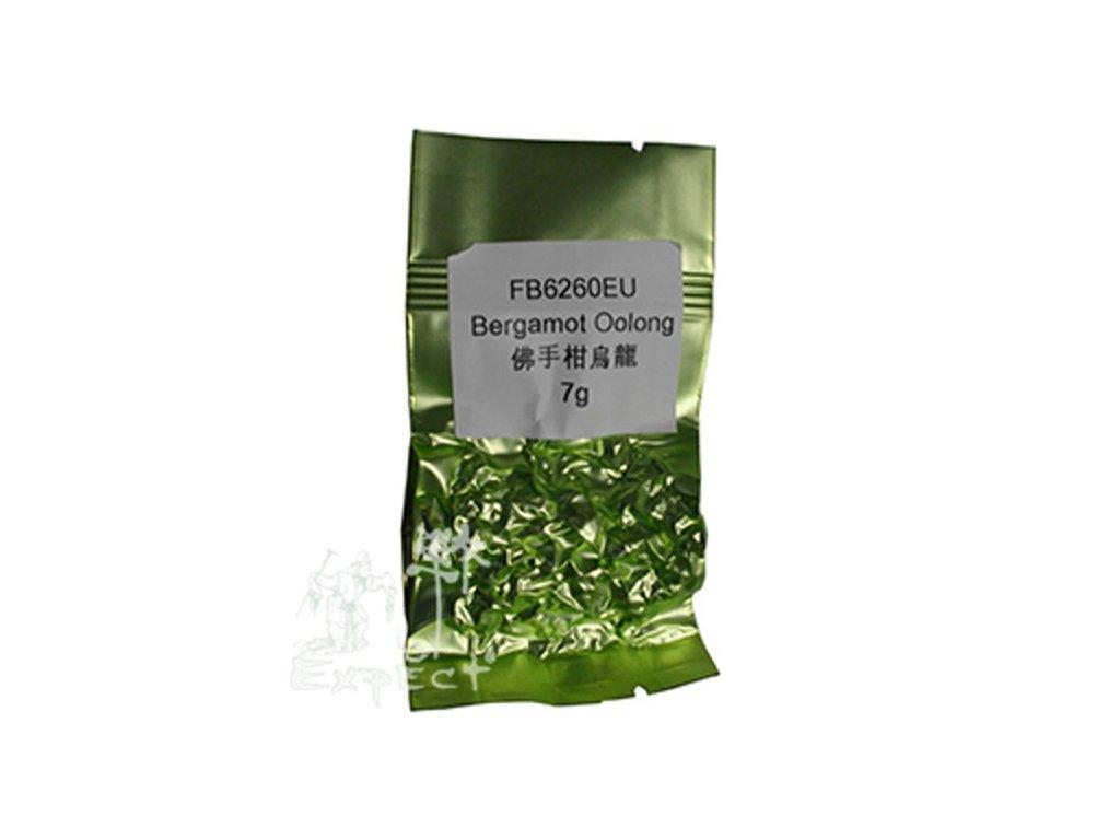 Oolongy čaj Formosa Earl Grey oolong 7g
