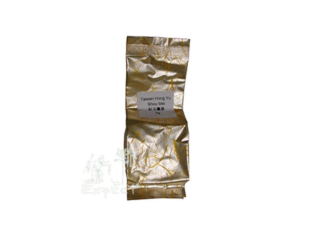 Bílý čaj Formosa Hong Yu Shou Mei 7g