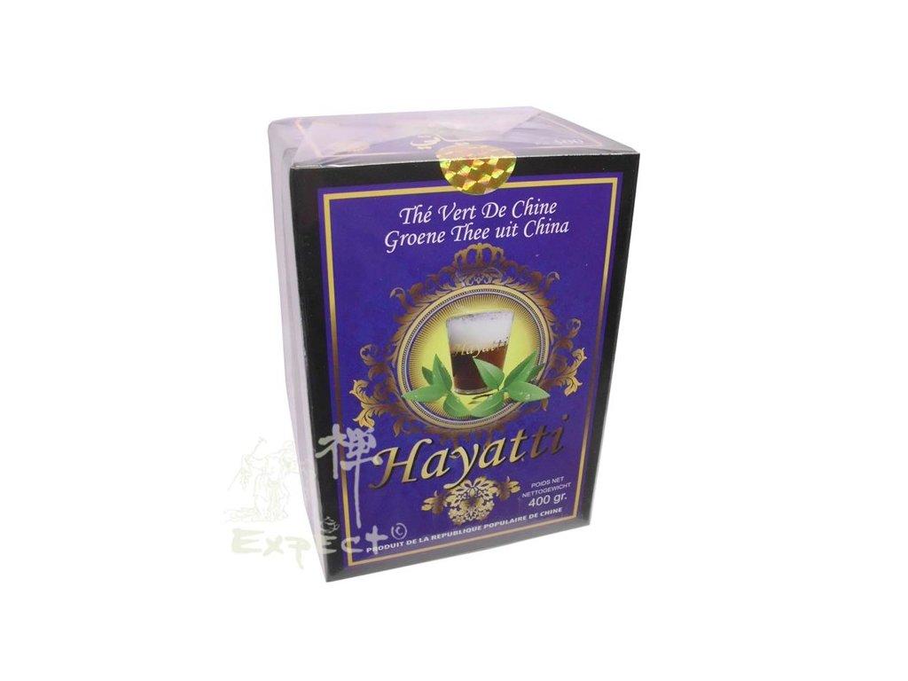 Zelený čaj Gunpowder Hayatii Extrafine 400g