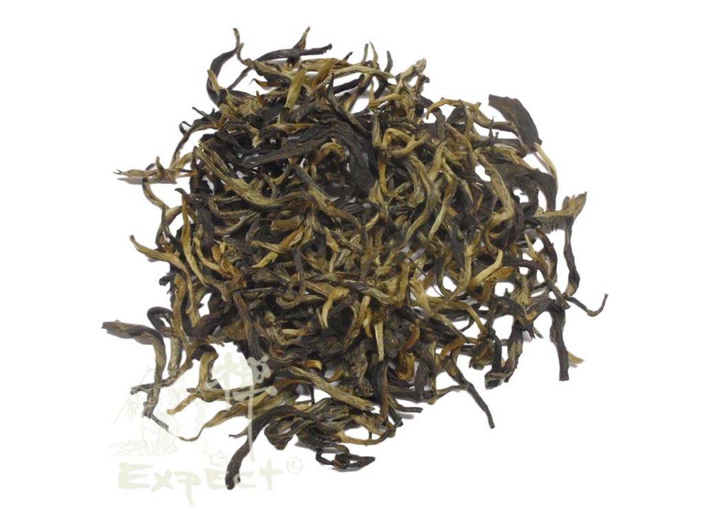 Černý čaj Yunnan Mao Jian Golden Bud