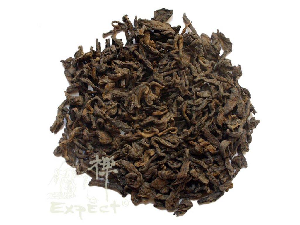 Čaj Pu Erh special small leaf_tmavý typ
