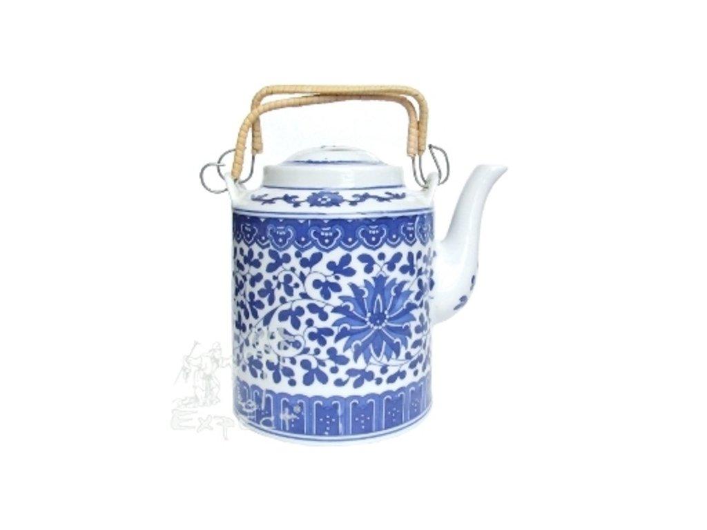 Konvička na čaj Jiangxi Flowery 1,3l