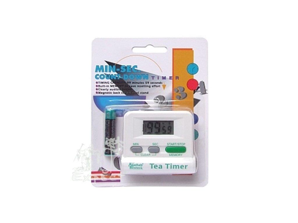 Tea Timer Digital