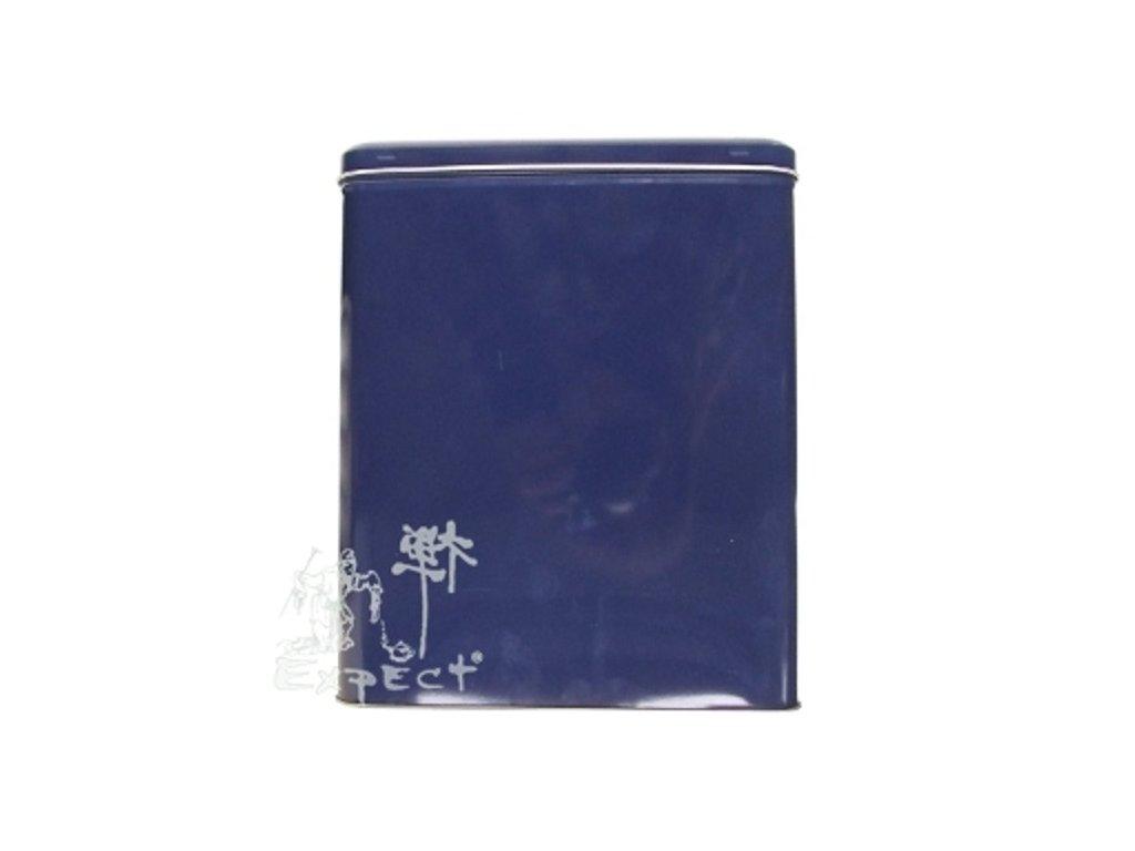 Čajová dóza modrá cca2,5kg