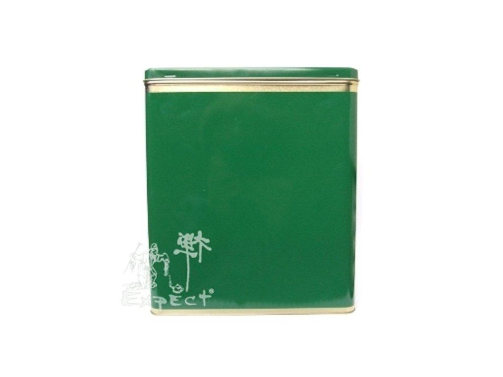 Čajová dóza zelená cca2,5kg