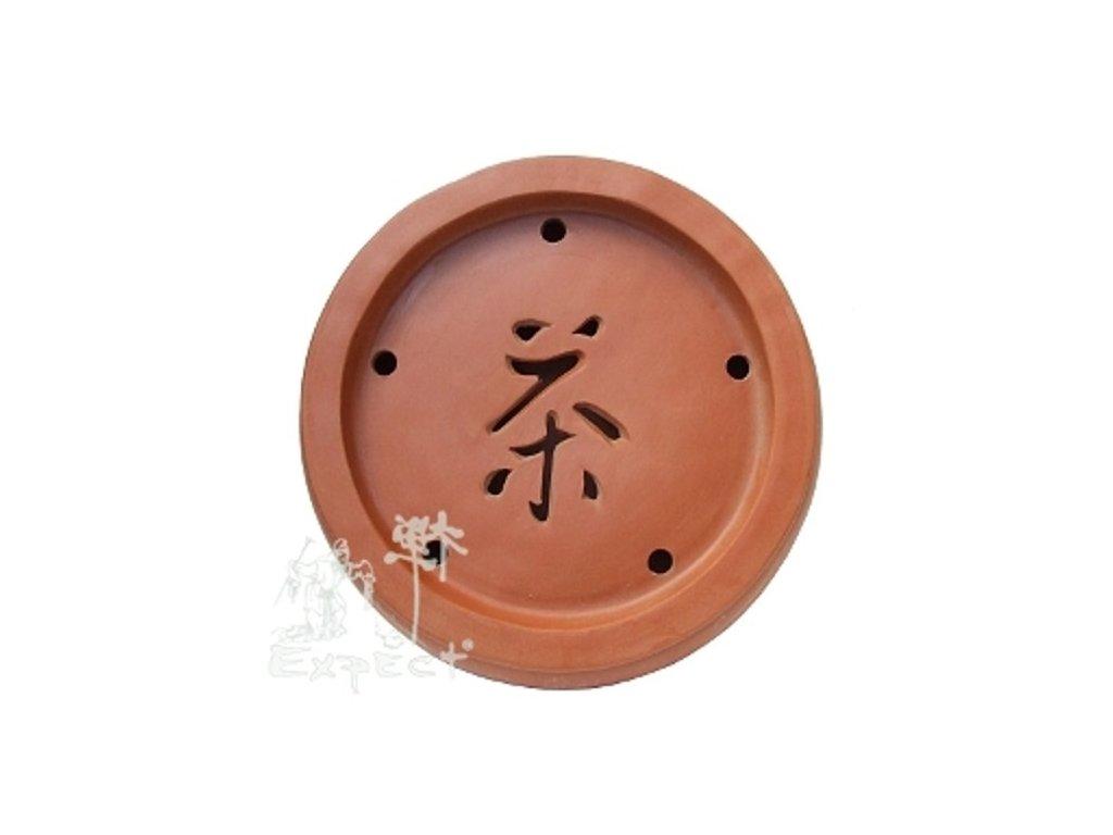 Čajové moře keramické - Yixing kulaté