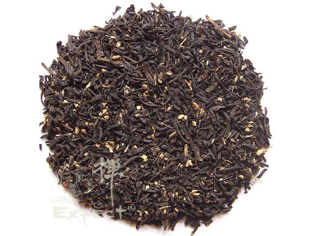 Aromatizovaný čaj Žhavý kořen black