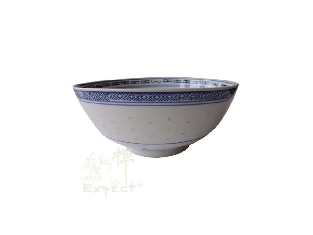 miska China porcelán Rice grain 17,5 cm
