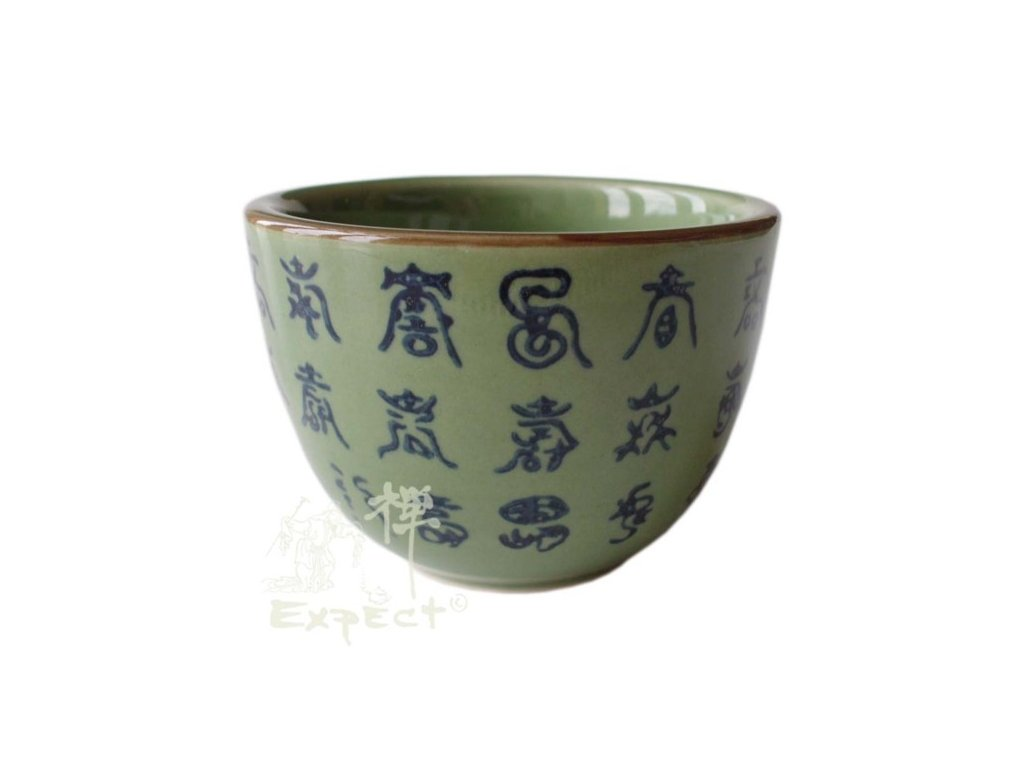 miska China porcelán Celadon 7,5cm