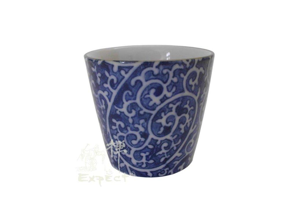 miska Japan kalíšek ornament C 7,1cm